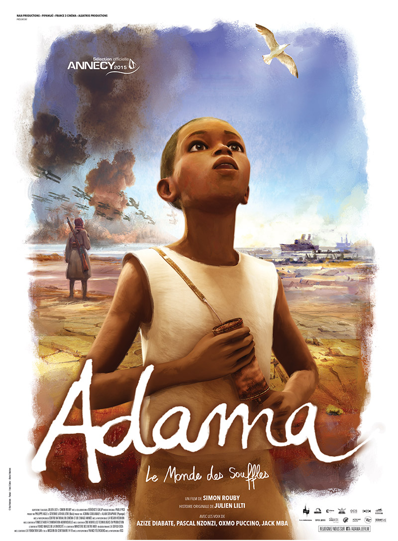 ADAMA - Naïa Productions